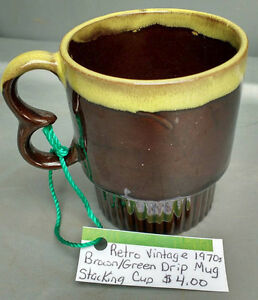 Vintage Mugs/Cups Assorted prices ($1.50 - $10.00)