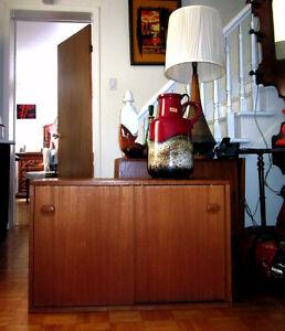 LARGE RETRO WEST GERMAN POTTERY FAT LAVA GLAZE FLOOR VASE West Island Greater Montréal image 2