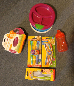 Toddler food lot