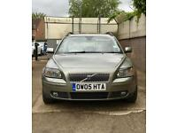 2005 VOLVO V50 2.0D SE 5dr [Euro 4] new MOT clean car