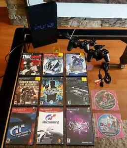 PLAYSTATION 2  PACKAGE / ENSEMBLE SONY PS2  West Island Greater Montréal image 2