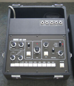 Korg (univox) SR-120 analog drum machine