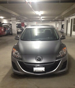 2010 Mazda Mazda3 GS Fully Loaded SedanLocal car Great Condition