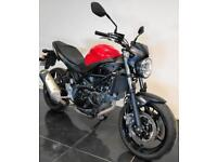 2016 66 SUZUKI SV 650 AL7 ABS NEW SHAPE HPI CLEAR 7K TRADE SALE/PROJECT MINITWIN