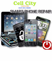 Tablet Repairs and Accessories   ( Cell City Lambton Mall )