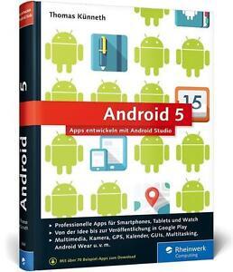 Android 5 von Thomas Künneth (2015, Gebundene Ausgabe) - Innsbruck, Österreich - Android 5 von Thomas Künneth (2015, Gebundene Ausgabe) - Innsbruck, Österreich