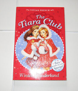 The Tiara Club Special Edition chapter book-2 stories (ages 6-9