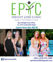 Epic Weight Loss!