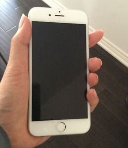 Selling iphone 6S 16GB - Unlocked - Silver $320