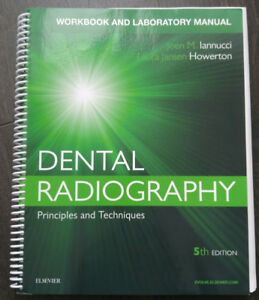 Dental Radiography Principles and Techniques for sale