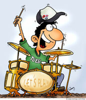 Bilingual Drum teacher