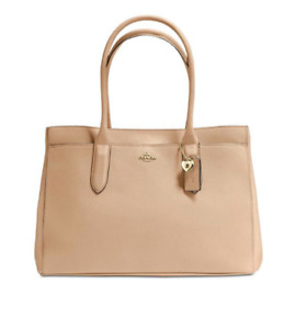 NEW with tags Coach leather tote bag purse $375