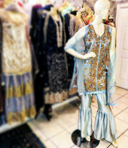 Pakistani and Indian Bridal And Party Ladie's Suits