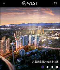BRAND NEW SURREY CENTRAL CONDO FOR RENT