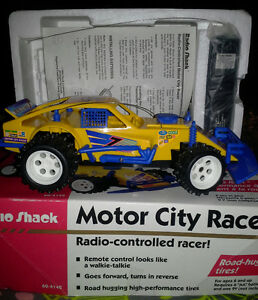 Radio shack rc dune buggy