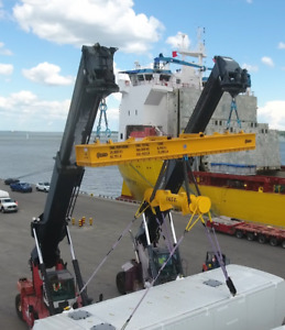 Heavy Equipment Handling Products for Cranes & Ports