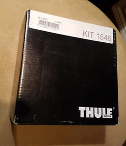 Thule fit kit for Toyota Venza 09-16 (NEW IN BOX)