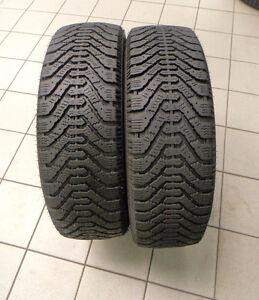 175-65R14 Goodyear winter tires