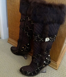 """BABY PHAT """"Odessa"""" boots"""