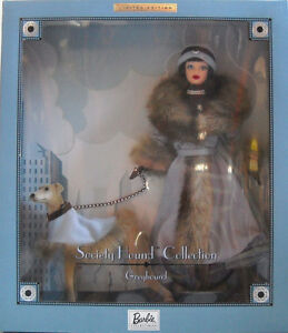 Society Hound Barbie *New In Box* 2000 Limited Edition Prince George British Columbia image 1