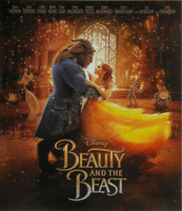 Beauty and the Beast 2017 DVD