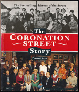 The Coronation Street Story-Celebrating 35 Years-Softcover-1995