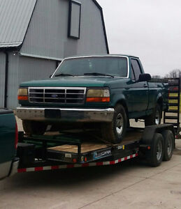 1996 Ford F-150 Pickup Truck - Standard London Ontario image 2