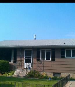 House garage and 3 lots for sale in Pierceland
