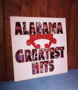 Alabama Record - Greatest Hits