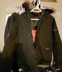 Canada Goose Parka Jacket for Men