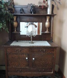 Beautiful Antique Hutch