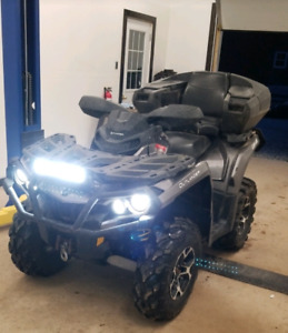2012 Can-am Outlander 800r