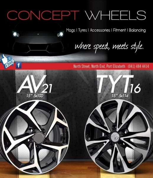 """CONCEPT WHEELS NEW RIMS NOW IN STOC 15 TO 20 """" FOR VW,AUDI,FORD,MERC & BMW"""