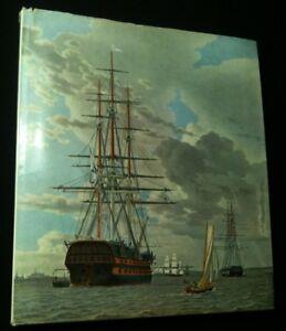 DANISH MARINE PAINTERS, 19th century Naval Ships, 1962 BRAMSEN