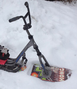 Icycle professional snow slider-Kong model $100 firm Peterborough Peterborough Area image 5