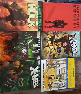 Graphic Novels for sale