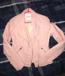 Women's Light pink Jacket