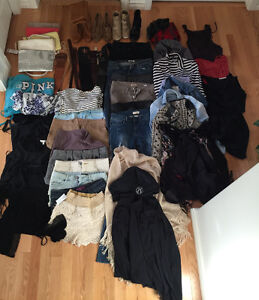 47 pieces women's clothing lot