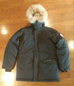 Canada Goose Expedition Jacket Parka Mens Medium