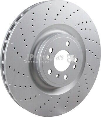 2x Bremsscheibe JP GROUP 1363108500 vorne 375mm für MERCEDES GLE W166 KLASSE GLS
