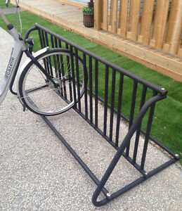 Traditional 10Slot DoubleSided Bike Rack Brand New Powdercoated Sarnia Sarnia Area image 3
