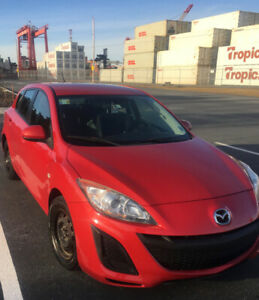 2010 Mazda 3, owner driven, great condition.