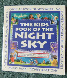 The Kids Book of the Night Sky + Free Star Tracker