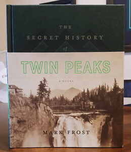 The Secret History of Twin Peaks: A Novel - Hardcover