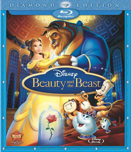 Disney's Beauty and the Beast (blu-ray)