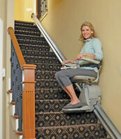 Stair lifts like new! $1499 installed!!  Stairlift!!!