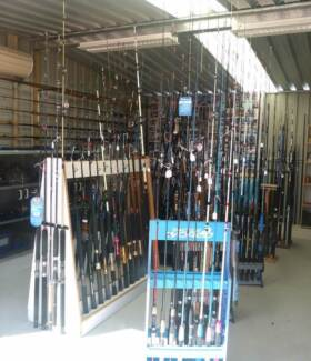 Fishing Gear – Rod Building & repairs Quinns Rocks Wanneroo Area Preview