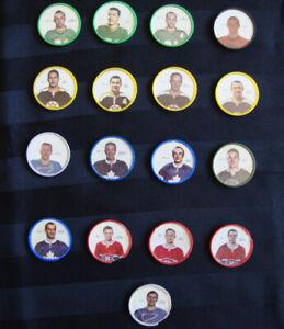 1968-69 SHIRRIFF HOCKEY COINS