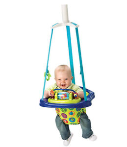 Baby jumper  jump and go evenflo + petite voiture