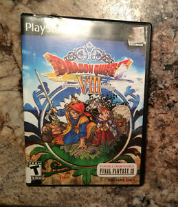 Ps2 dragon quest viii